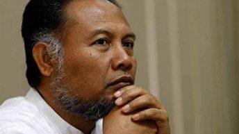 Calon Pimpinan KPK Bambang Widjojanto Terisak di Depan Pansel