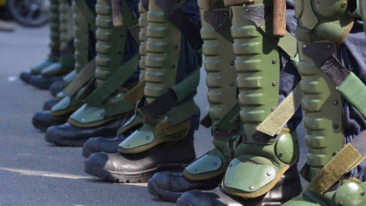 Pengunjuk Rasa Thailand Tuding Polisi Bias Terhadap Thaksin